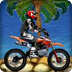 海滩越野摩托