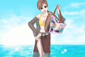 夏日沙滩美女下载 2144小游戏