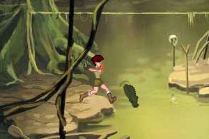 第一部:非洲部落3-丛林脱险