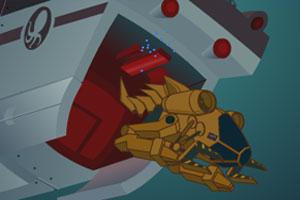 第四部:北海巨妖4-水下探险