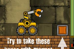 益智游戏《卡车装载机》