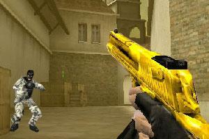 穿越火线之SAS黄金沙鹰