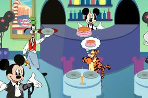 迪士尼餐厅