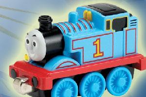 托马斯小火车涂鸦