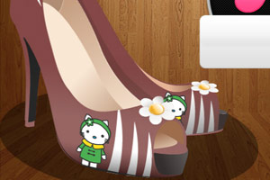 Hellokitty高跟鞋