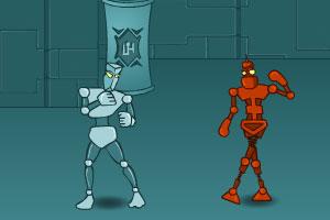 机器人激斗