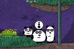 3只小熊猫2选关版