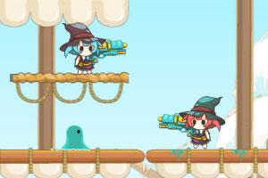可爱海盗射手