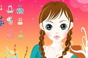 美女装扮下载 2144小游戏