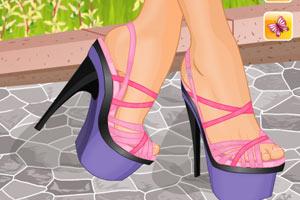 经典高跟鞋