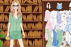 图书馆情人