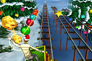 矿洞之旅圣诞版