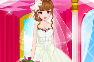迷人新娘装
