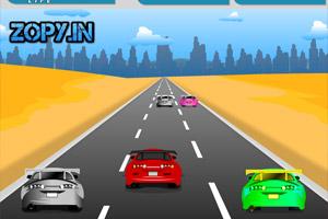 疯狂公路赛