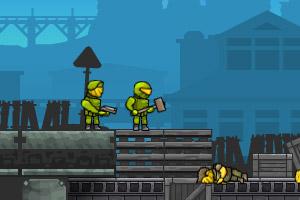 綠鷹復仇者