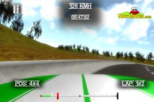 3D乡村飙车赛2