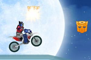 变形金刚摩托车