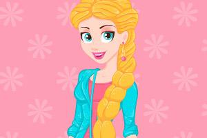 长发公主温泉美容 长发公主温泉美容小游戏