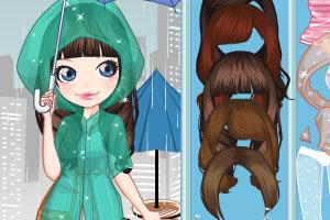 雨中的小女孩下载 2144小游戏