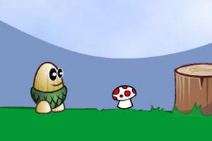 采蘑菇的小坏蛋