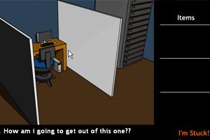 罪案现场54中控室逃脱