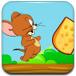 杰瑞跑酷吃奶酪-敏捷小游戏