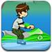 少年骇客水上摩托-敏捷小游戏