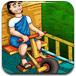 木头车大赛-敏捷小游戏