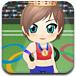 奥运女健将-敏捷小游戏
